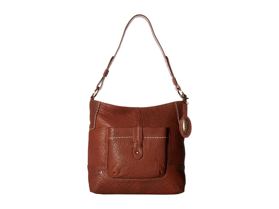 Born - Born Cody Large Bucket (Chestnut) Handbags