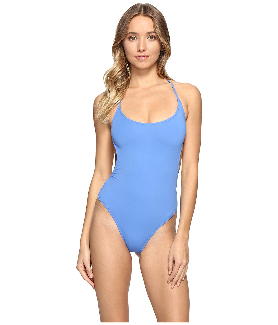 Rip Curl - Classic Surf One-Piece (Light Blue) Women's Swimsuits One Piece
