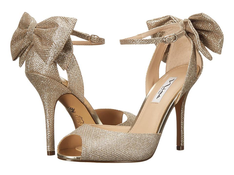 Nina - Martina (Soft Silver) High Heels