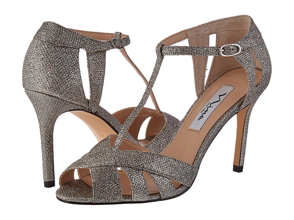 Nina - Ricarda (Steel) High Heels