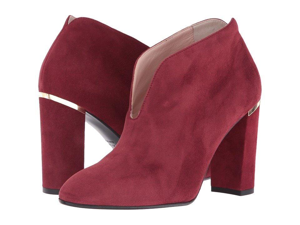 Kate Spade New York Dillon (Red Chestnut Kid Suede) Women
