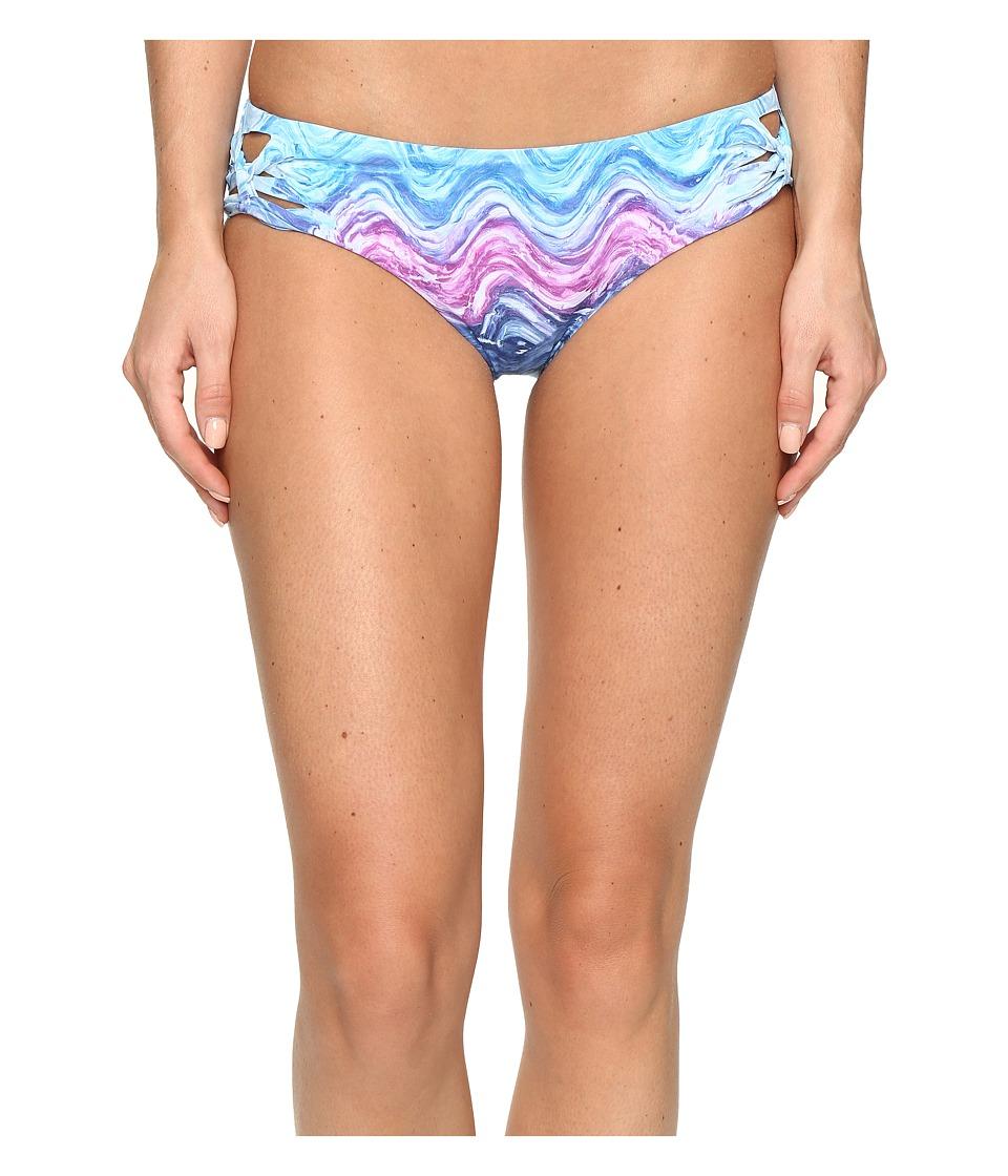 BECCA by Rebecca Virtue - Cosmic Hipster Bottom (Water) Women's Swimwear