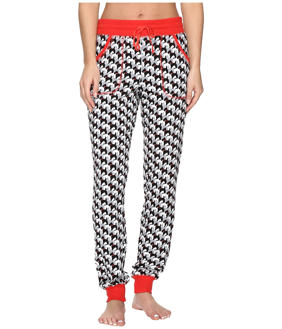Vera Bradley - Pajama Pants (Scottie Dogs) Women's Pajama