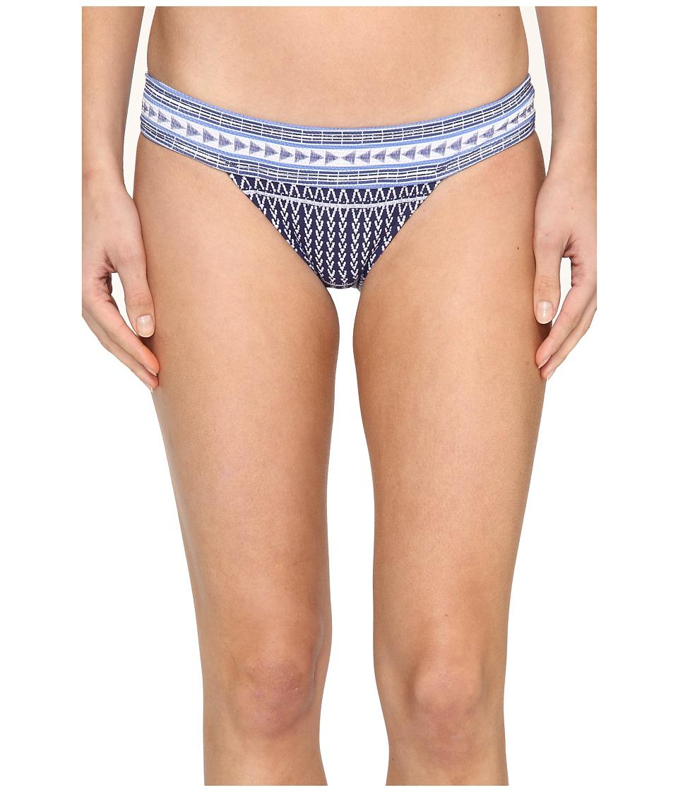 Rip Curl Sundown Banded Bikini Bottom (Navy) Women
