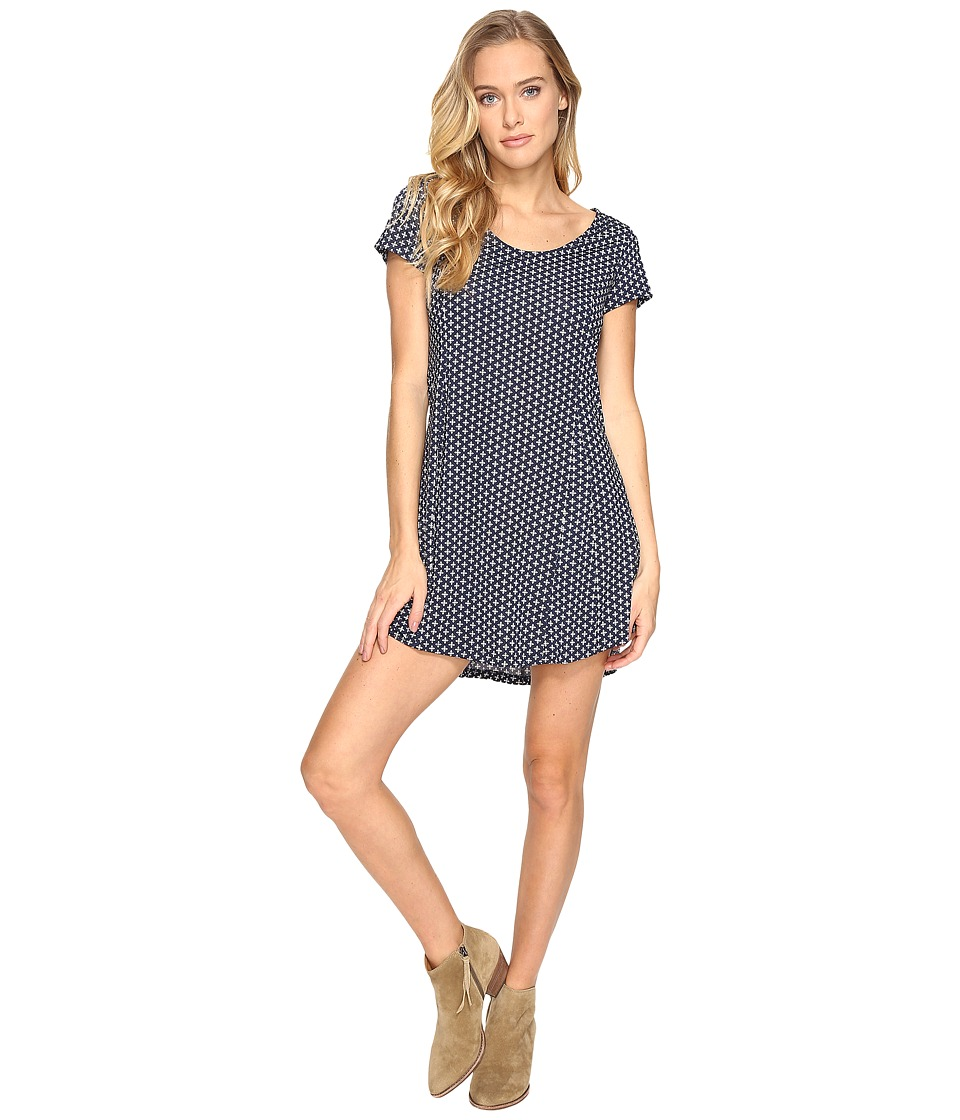 Rip Curl Cara Dress (Navy) Women