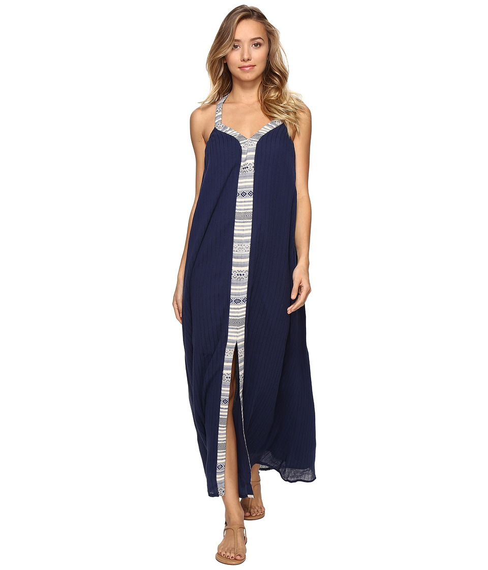 Rip Curl - Sun Gypsy Maxi Dress (Navy) Women's Dress