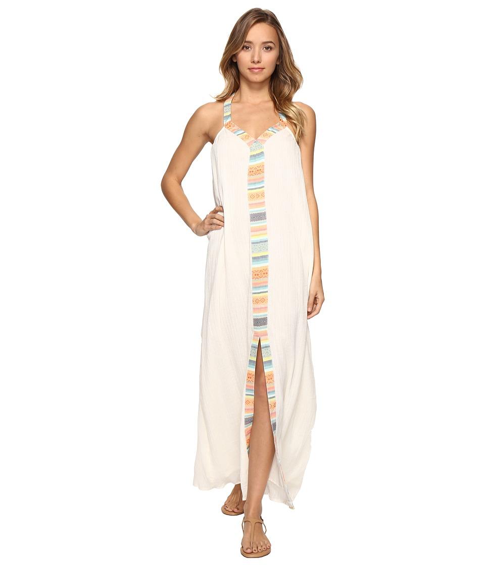 Rip Curl - Sun Gypsy Maxi Dress (Vanilla) Women's Dress