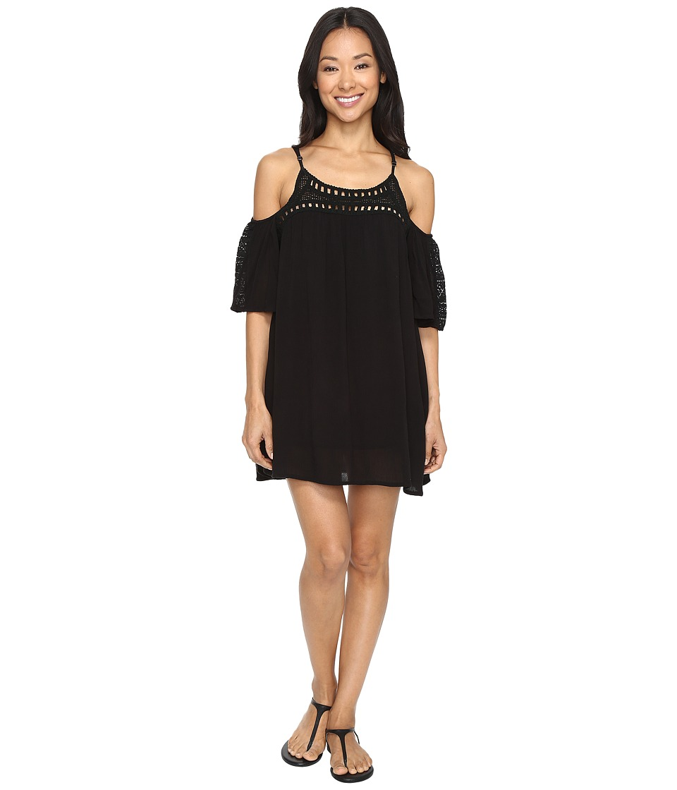 Rip Curl - Amorosa Dress (Black) Women's Dress
