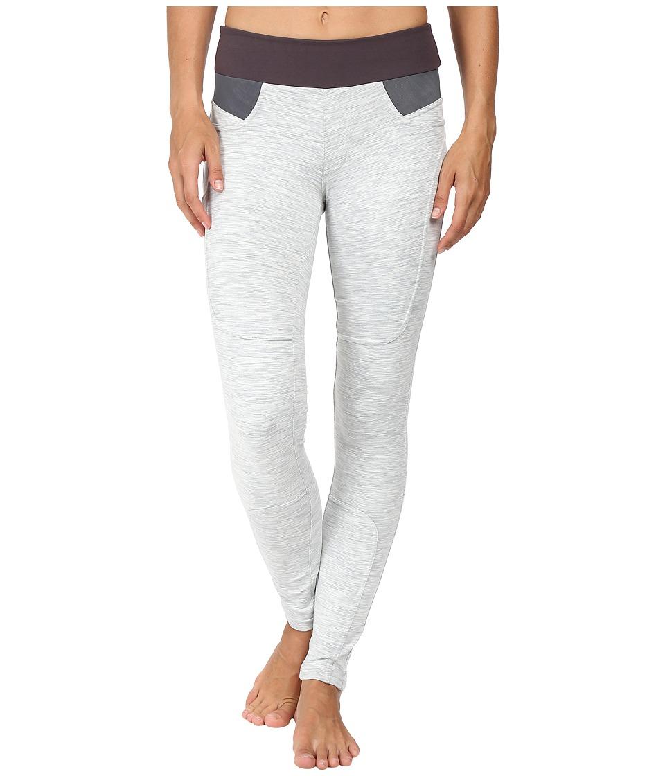 Blanc Noir - Watson Leggings (Space Dye Grey) Women's Casual Pants