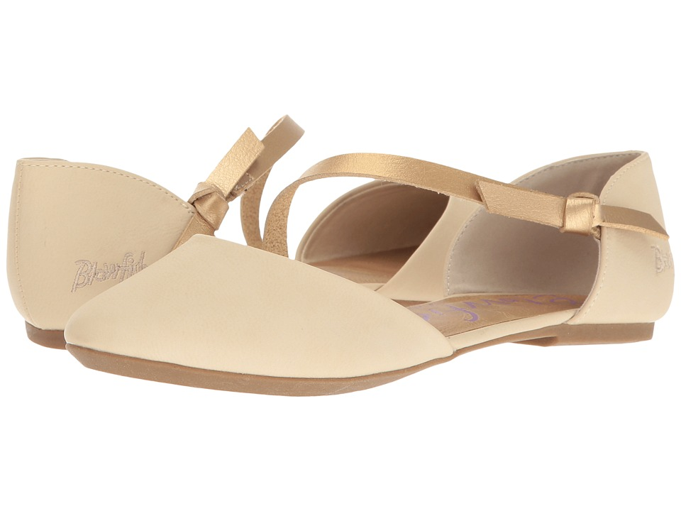 Blowfish Frisky (Nude Old Mexico/Pearl Gold Dyecut) Women