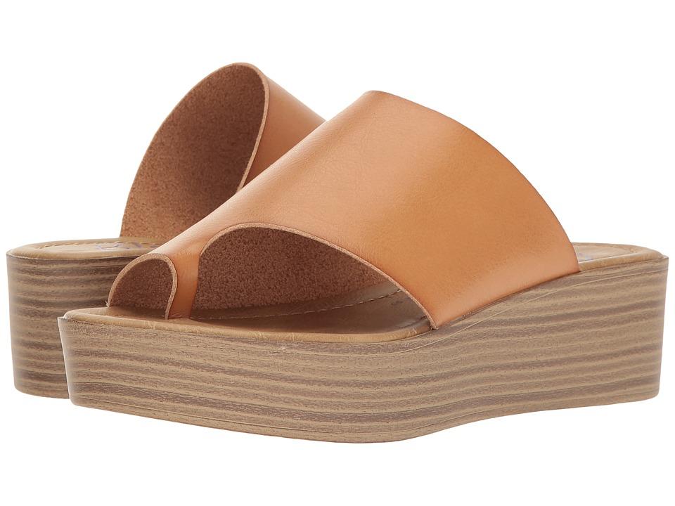 Blowfish - Laslett (Desert Sand Dyecut) Women's Sandals