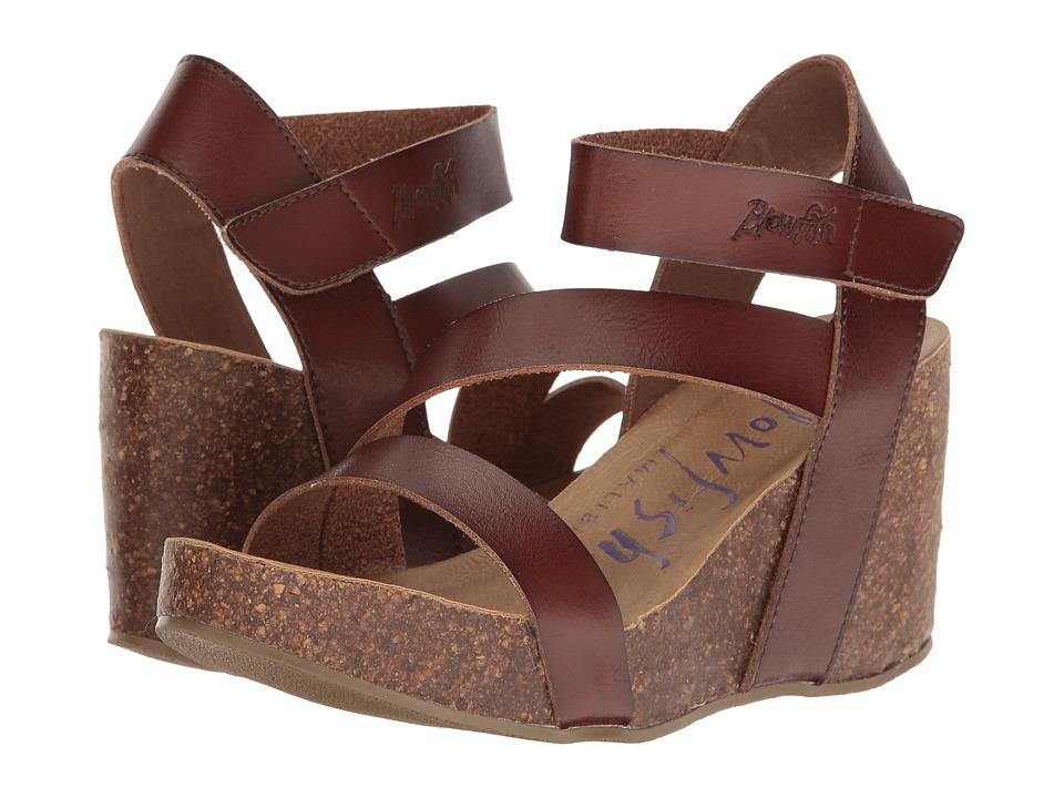 Blowfish - Hapuku (Whiskey Dyecut PU) Women's Sandals