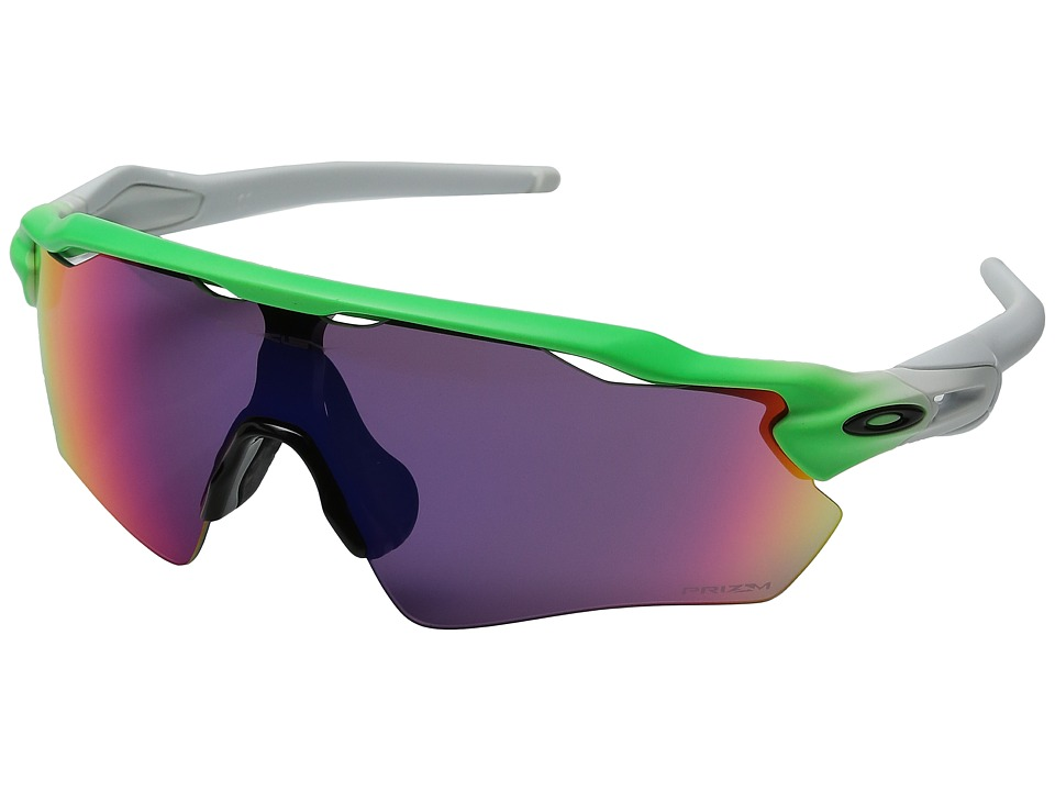 Oakley - Radar EV Path (Green Fade w/ Prizm Road) Sport Sunglasses