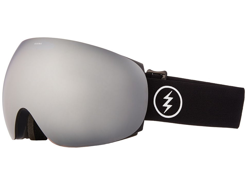 Electric Eyewear - EG3 (Gloss Black/Brose/Silver Chrome) Goggles