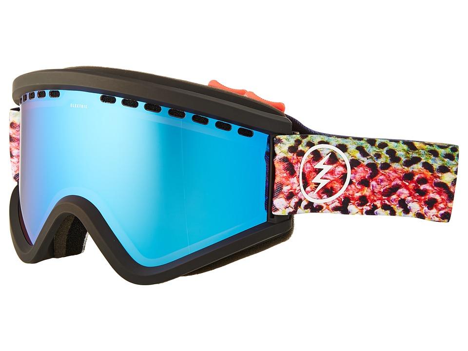 Electric Eyewear - EGV (Trout/Brose/Blue Chrome) Goggles