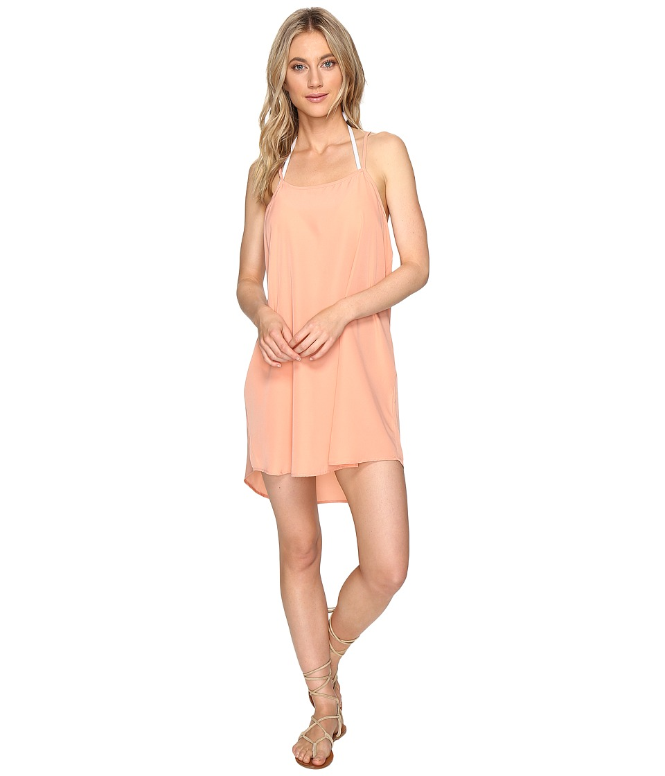 Rip Curl - Classic Surf Cover-Up (Coral) Women's Swimwear