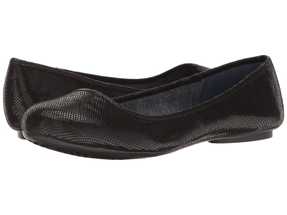 UPC 727684365514 product image for Dr. Scholl's - Friendly (Black Mini Snake) Women's Shoes | upcitemdb.com