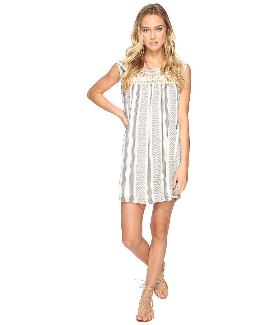 Rip Curl Del Sol Dress (Light Blue) Women