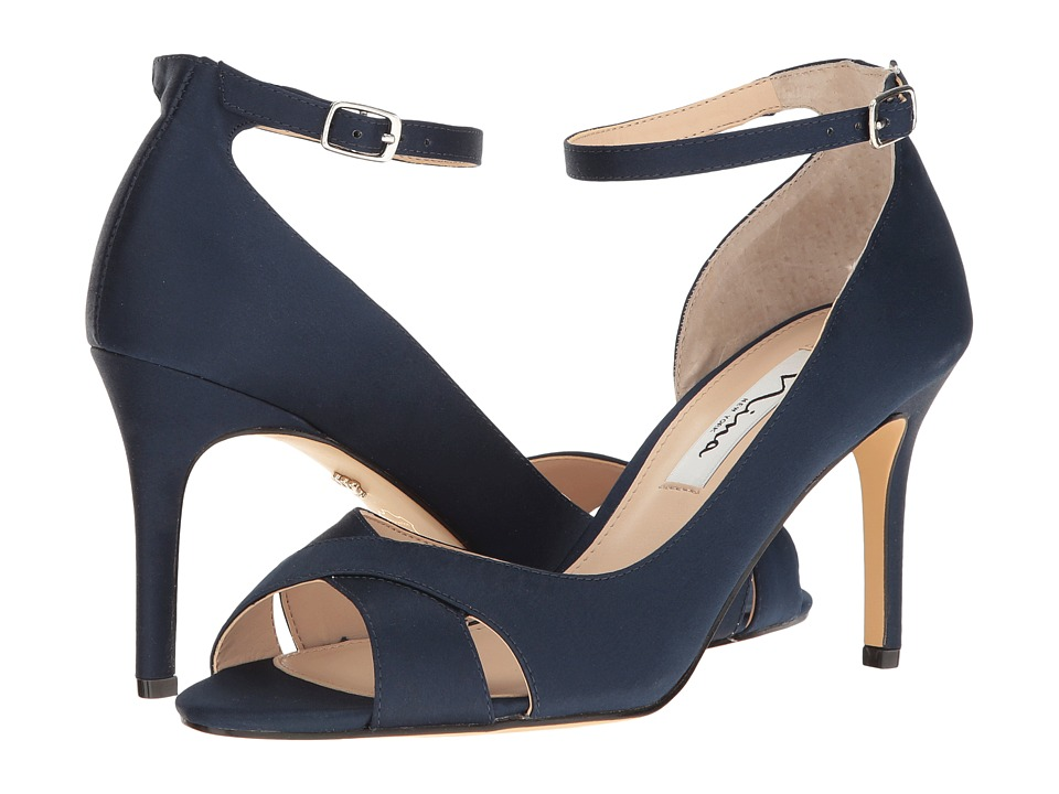 Nina - Flo (New Navy) High Heels