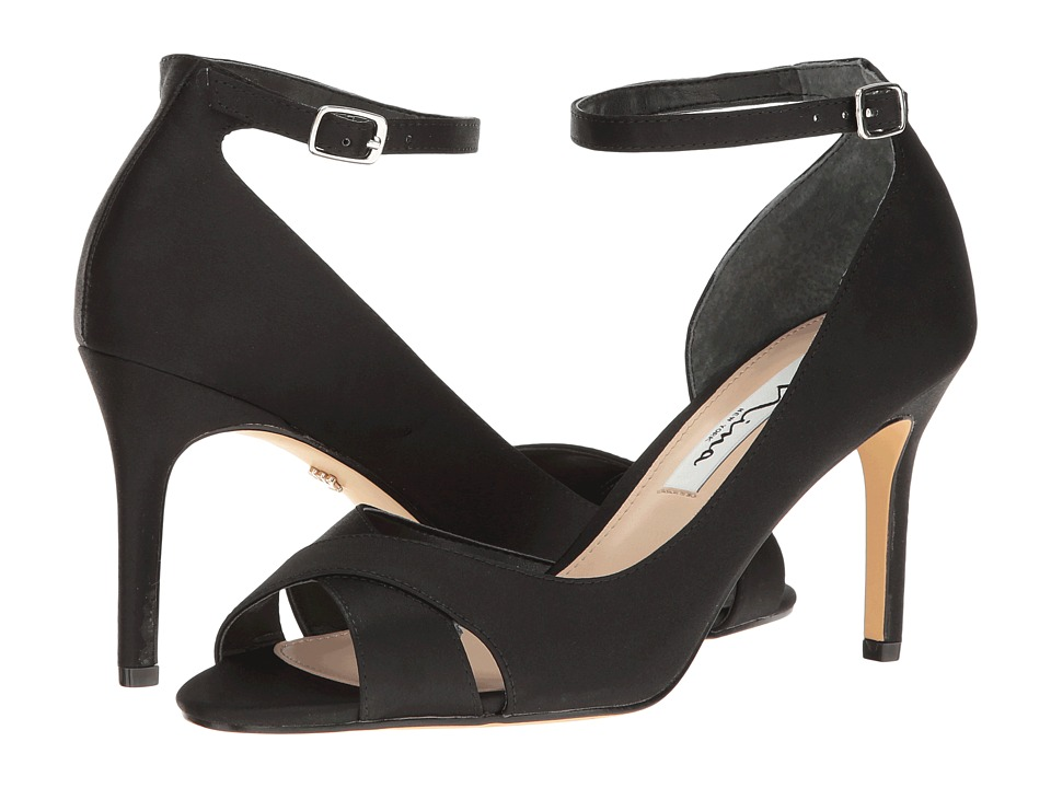 Nina - Flo (Black) High Heels