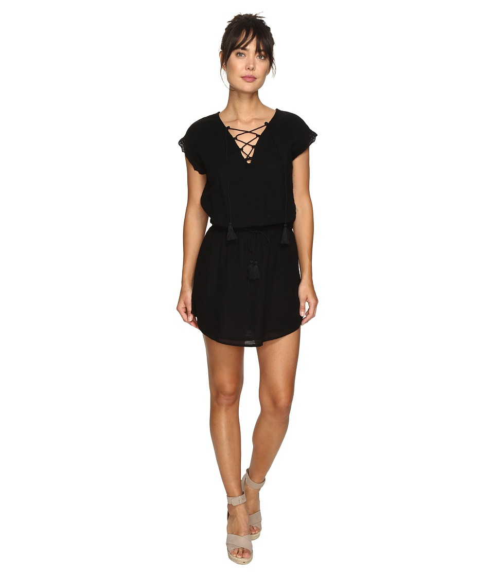 Rip Curl - Atlas Dress (Black) Women's Dress