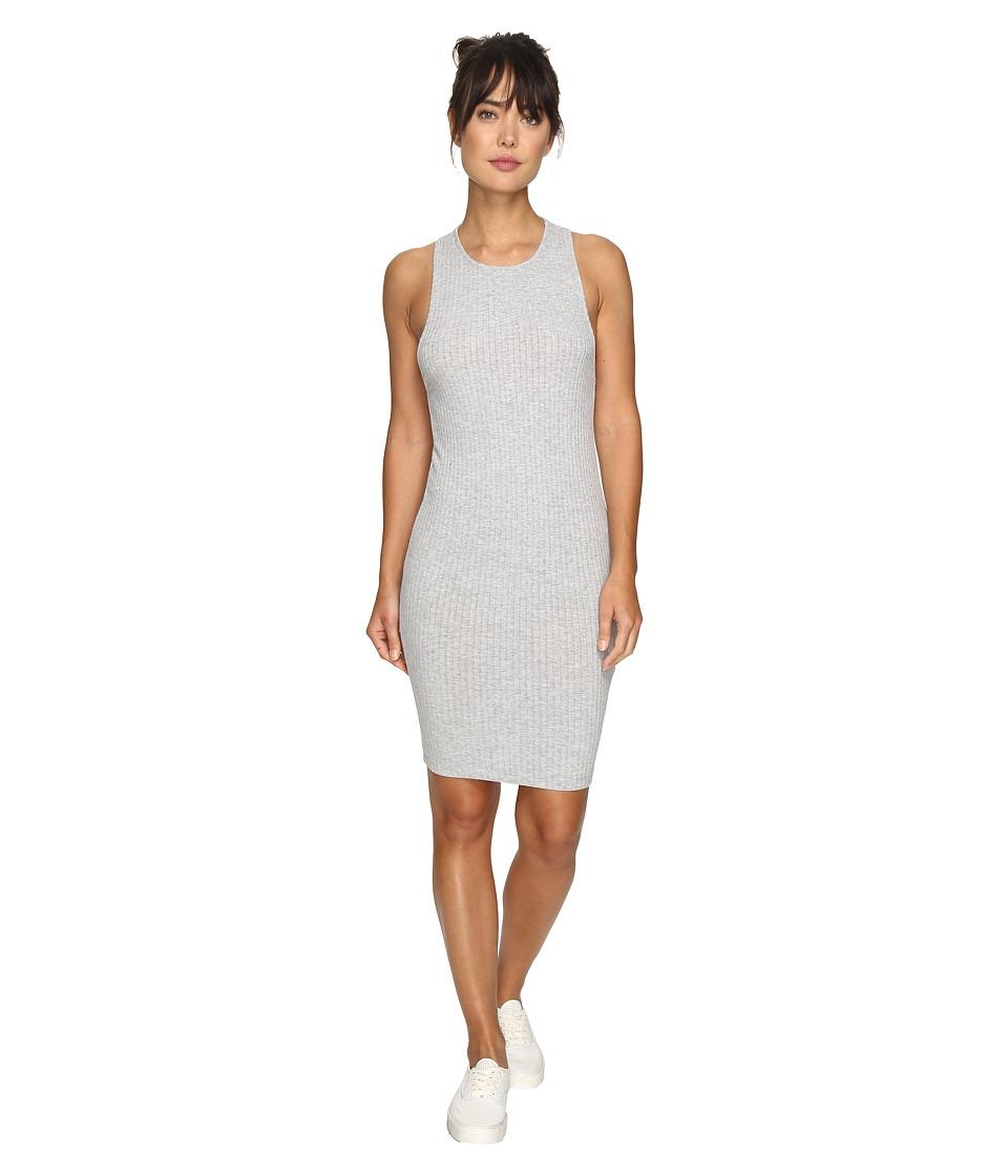 Rip Curl - Jet Set Dress (Heather Grey) Women's Dress