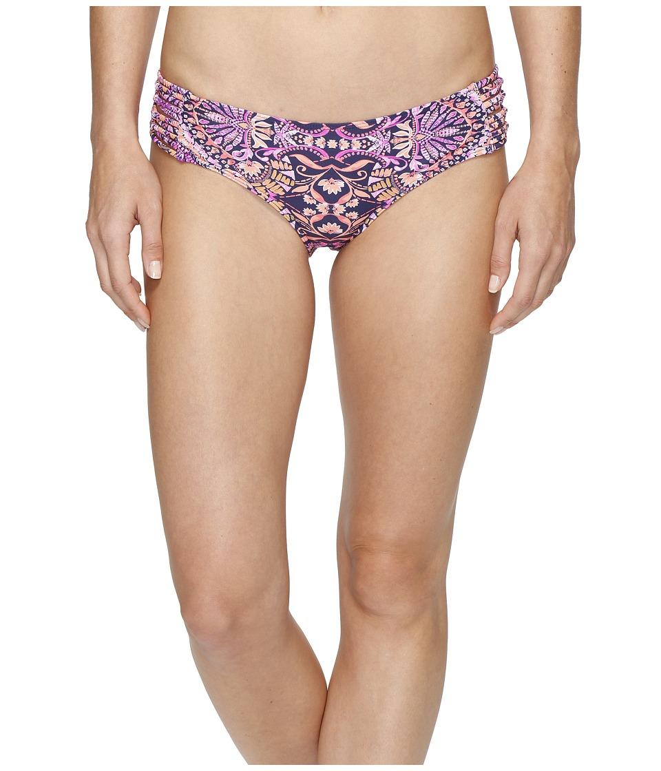 O'Neill - Surf Bazaar Knot Side Hipster Bottoms (Multi) Women's Swimwear