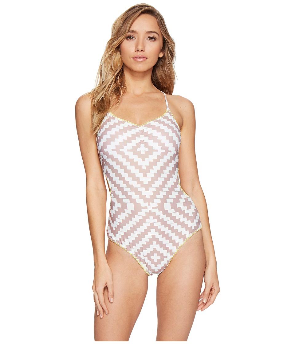 O'Neill - Surf Bazaar One-Piece Swimsuit (Nude) Women's Swimsuits One Piece