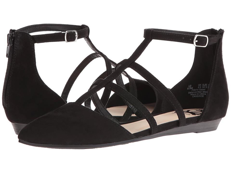 Fergalicious - Candace (Black) Women's Shoes