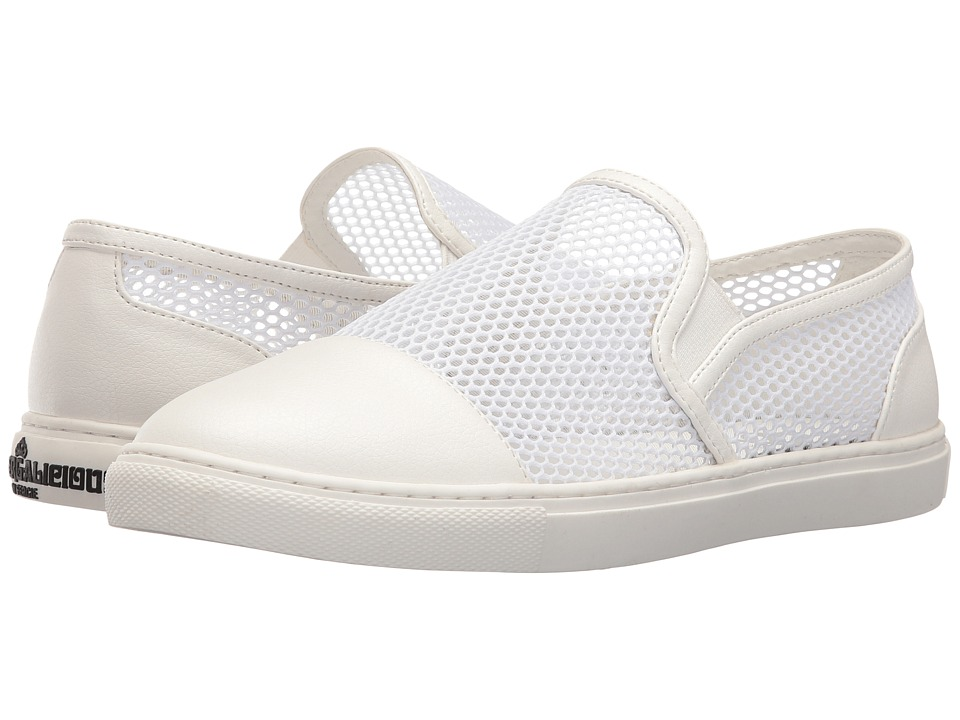 Fergalicious - Marathon (White) Women's Shoes