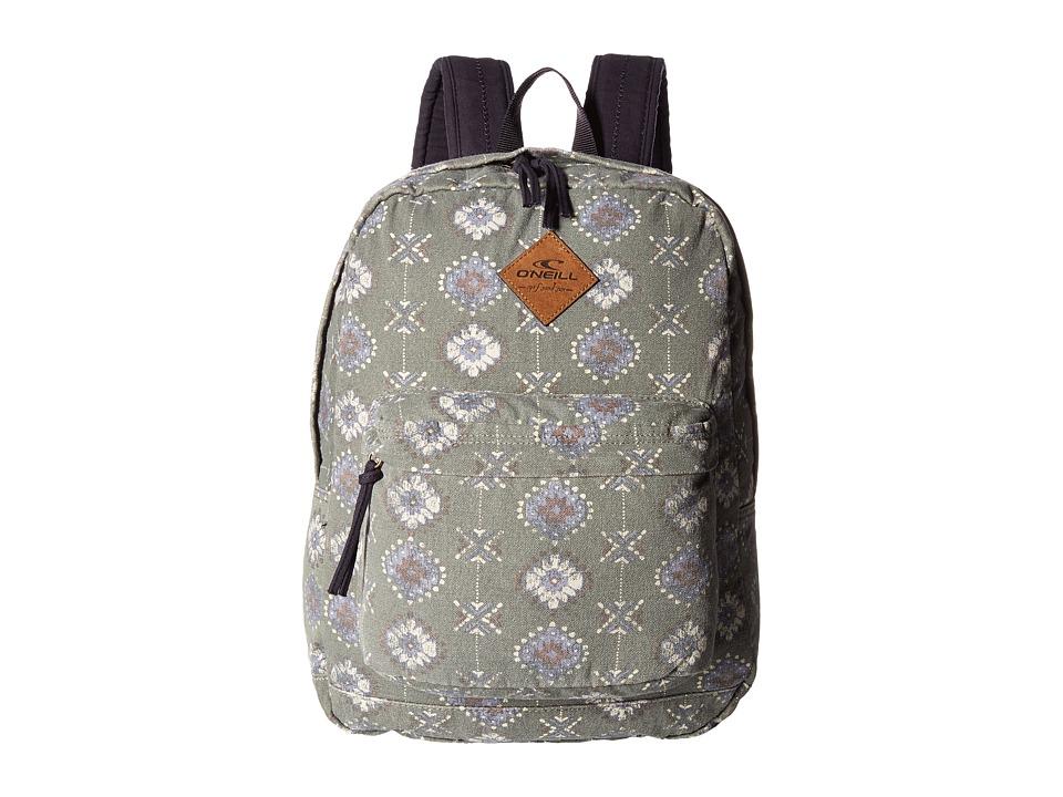 O'Neill - Beachblazer Backpack (Agave Green) Backpack Bags