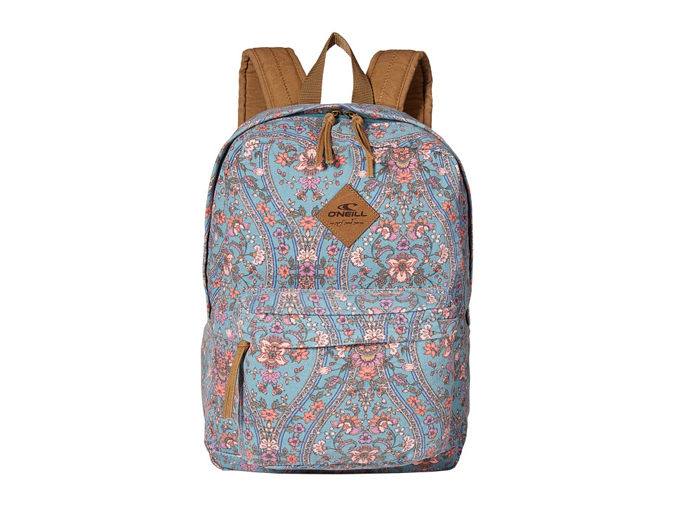 O'Neill - Beachblazer Backpack (Smoke Blue) Backpack Bags