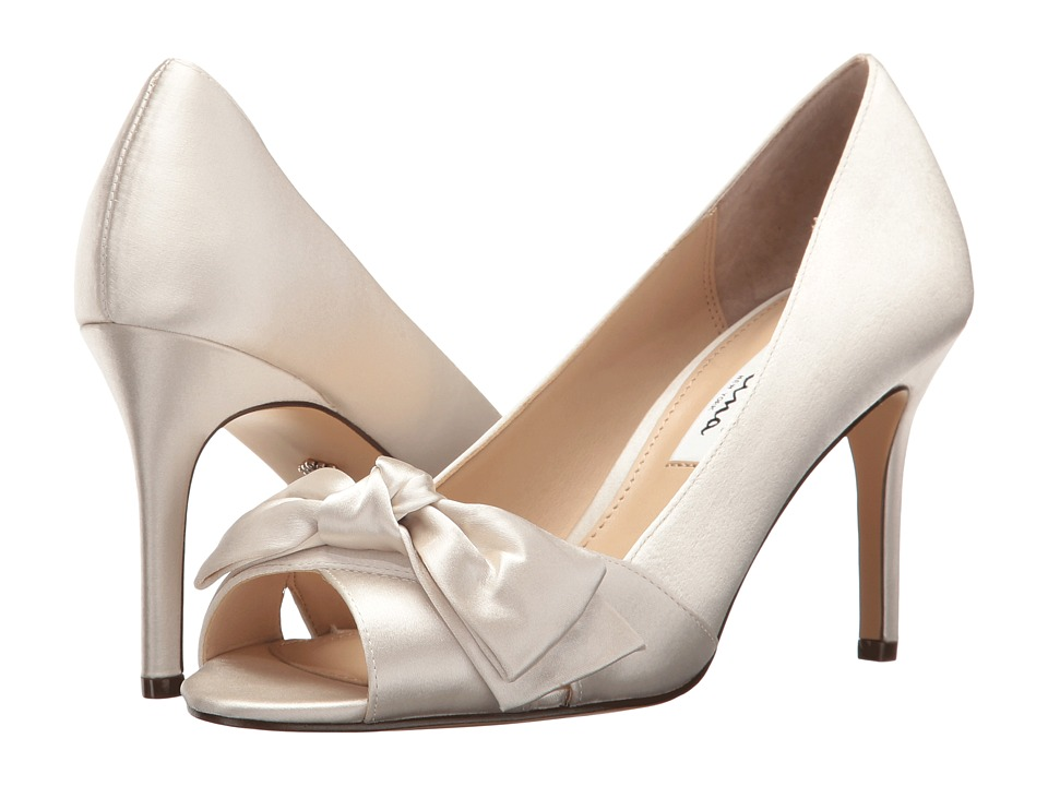 Nina Forbet (Ivory) High Heels