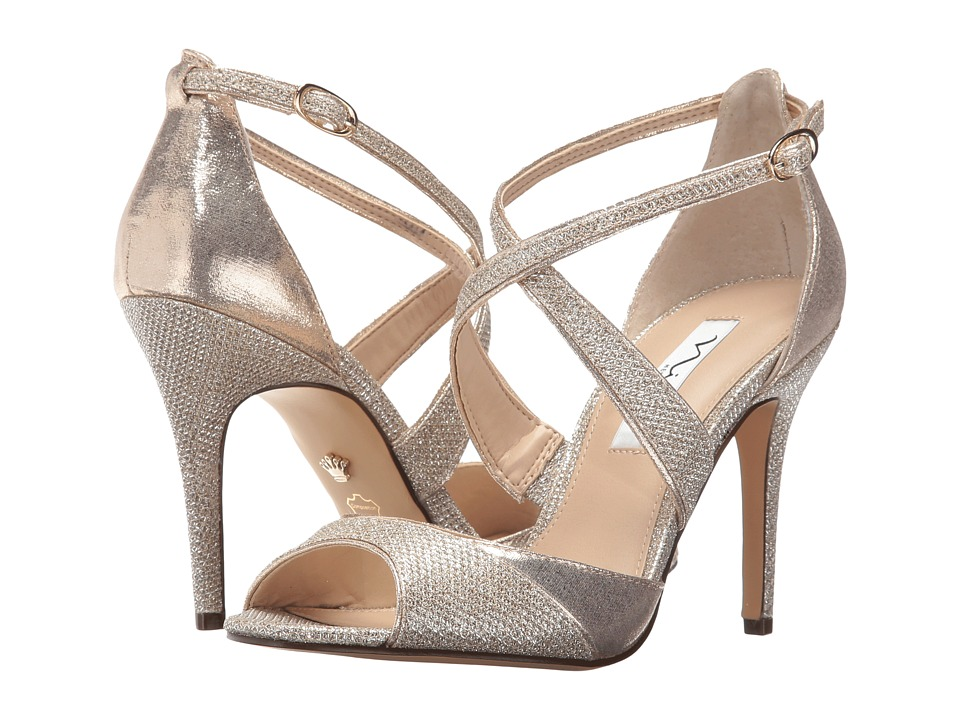 Nina Celosia (Taupe) High Heels