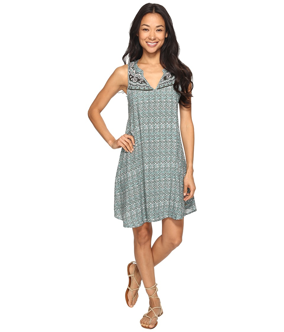 O'Neill - Gemma Dress (Agave Green) Women's Dress