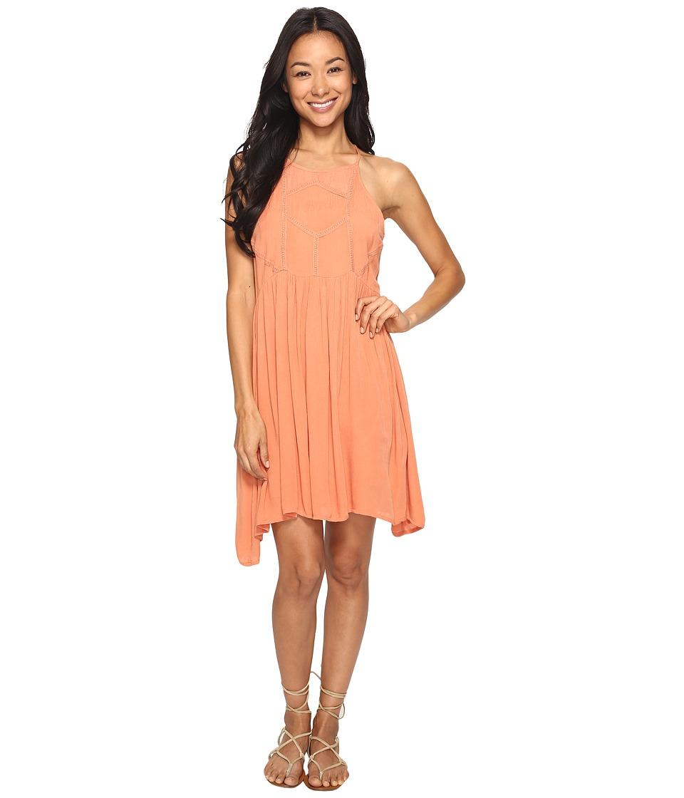 O'Neill - Marigold Dress (Carnelian) Women's Dress