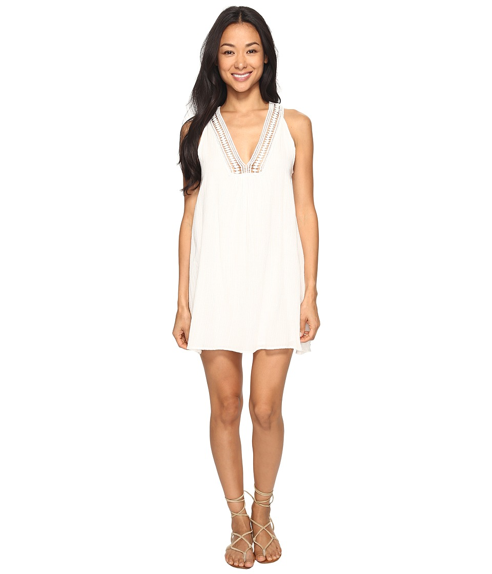 O'Neill - Mamba Dress (White) Women's Dress