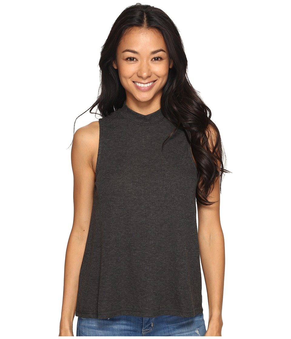 O'Neill - Donovan Tank Top (Heather Grey) Women's Sleeveless