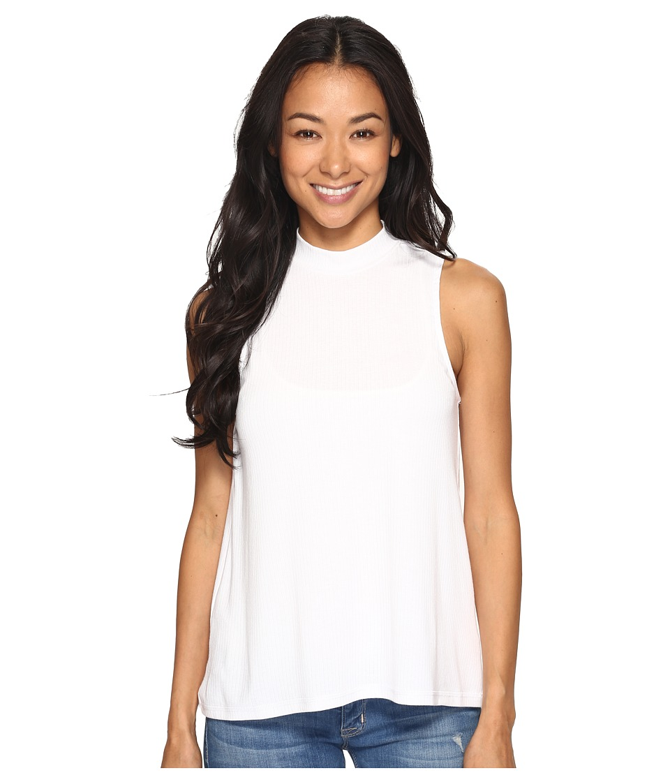 O'Neill - Donovan Tank Top (White) Women's Sleeveless