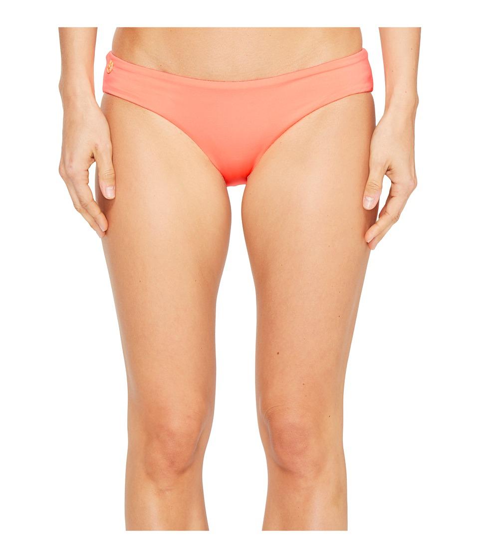 Maaji Sunset Sublime Signature Cut Bottoms (Bright Orange) Women