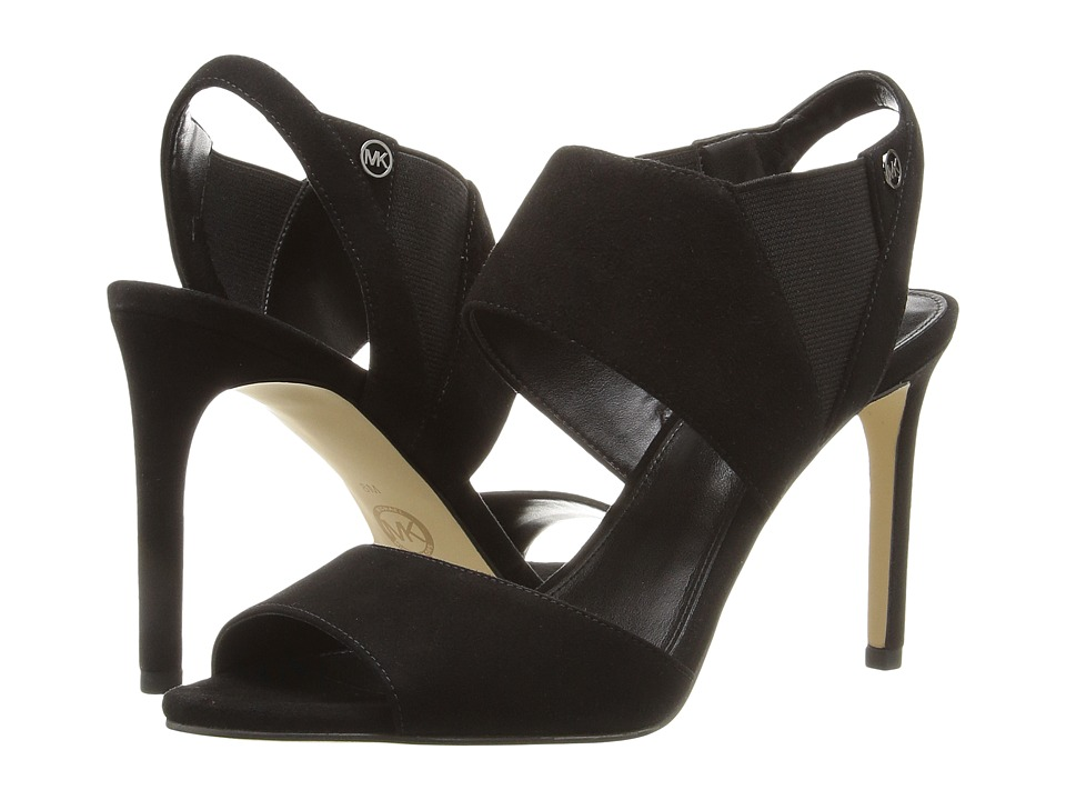 MICHAEL Michael Kors - Marti Sandal (Black) Women's Sandals
