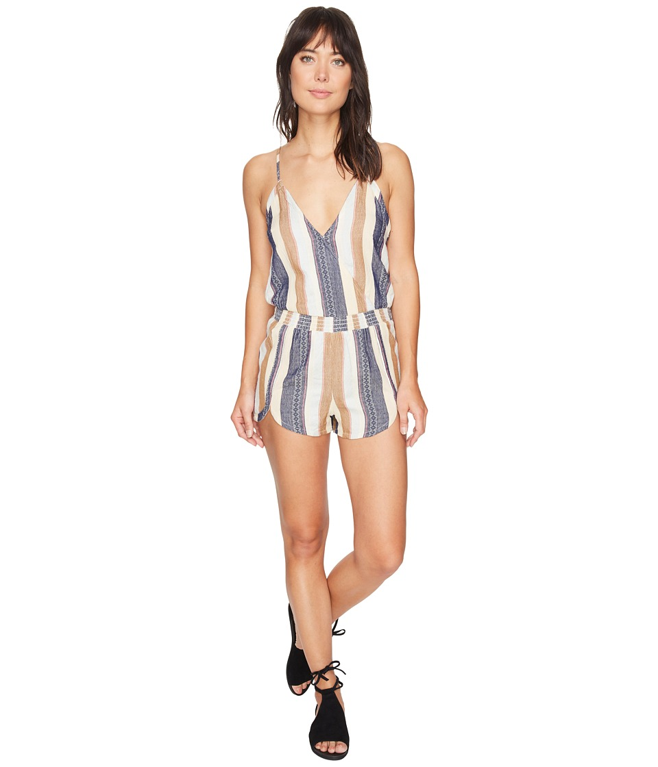 O'Neill - Brenda Romper (Multicolor) Women's Jumpsuit & Rompers One Piece