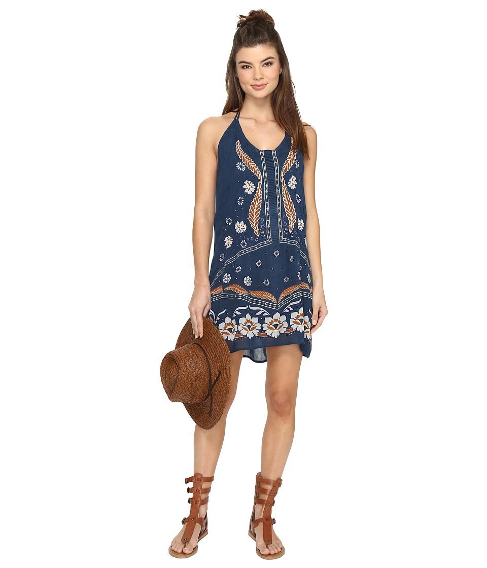 O'Neill - Ellison Dress (Major Blue) Women's Dress