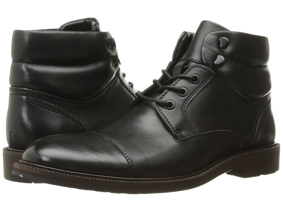 Kenneth Cole Reaction - Stop Drop N Roll (Black) Men's Shoes