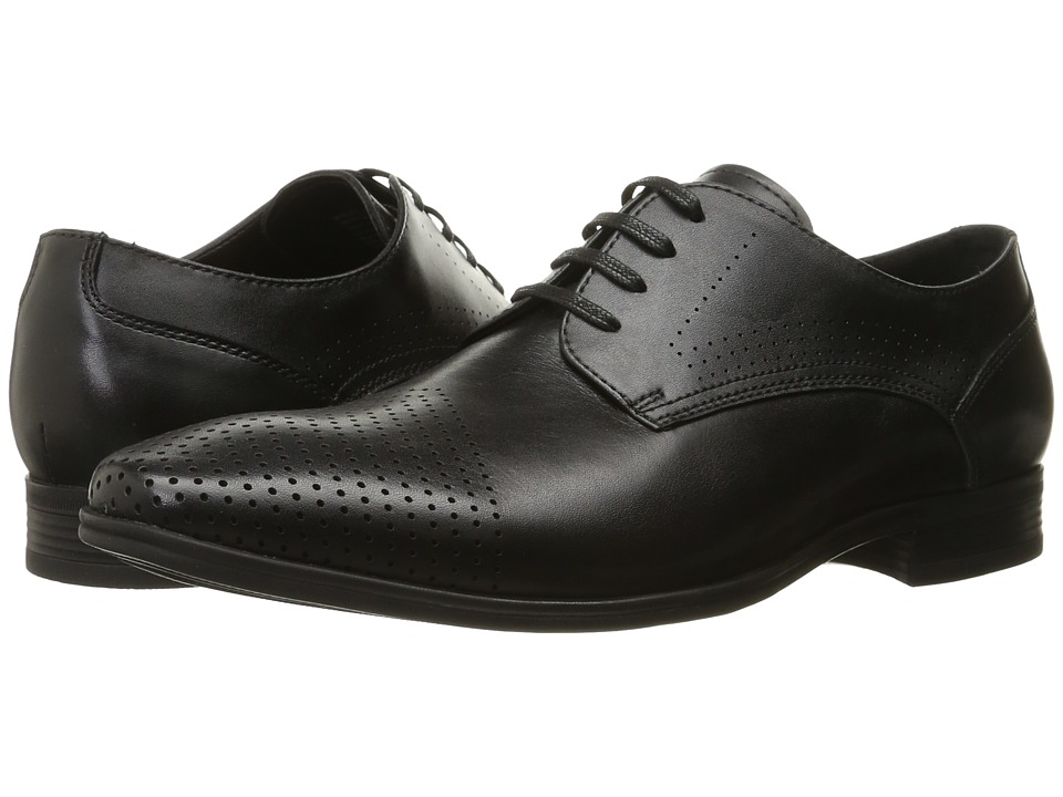 Kenneth Cole Reaction - Min-ute to Spare (Black) Men's Shoes