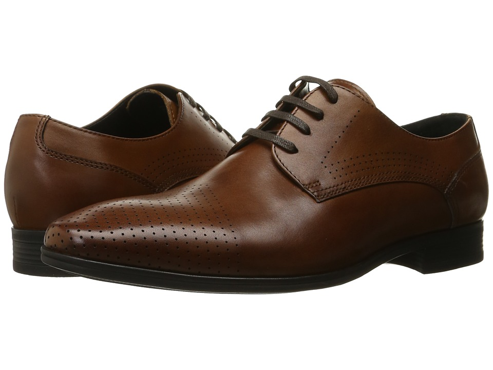 Kenneth Cole Reaction - Min-ute to Spare (Cognac) Men's Shoes