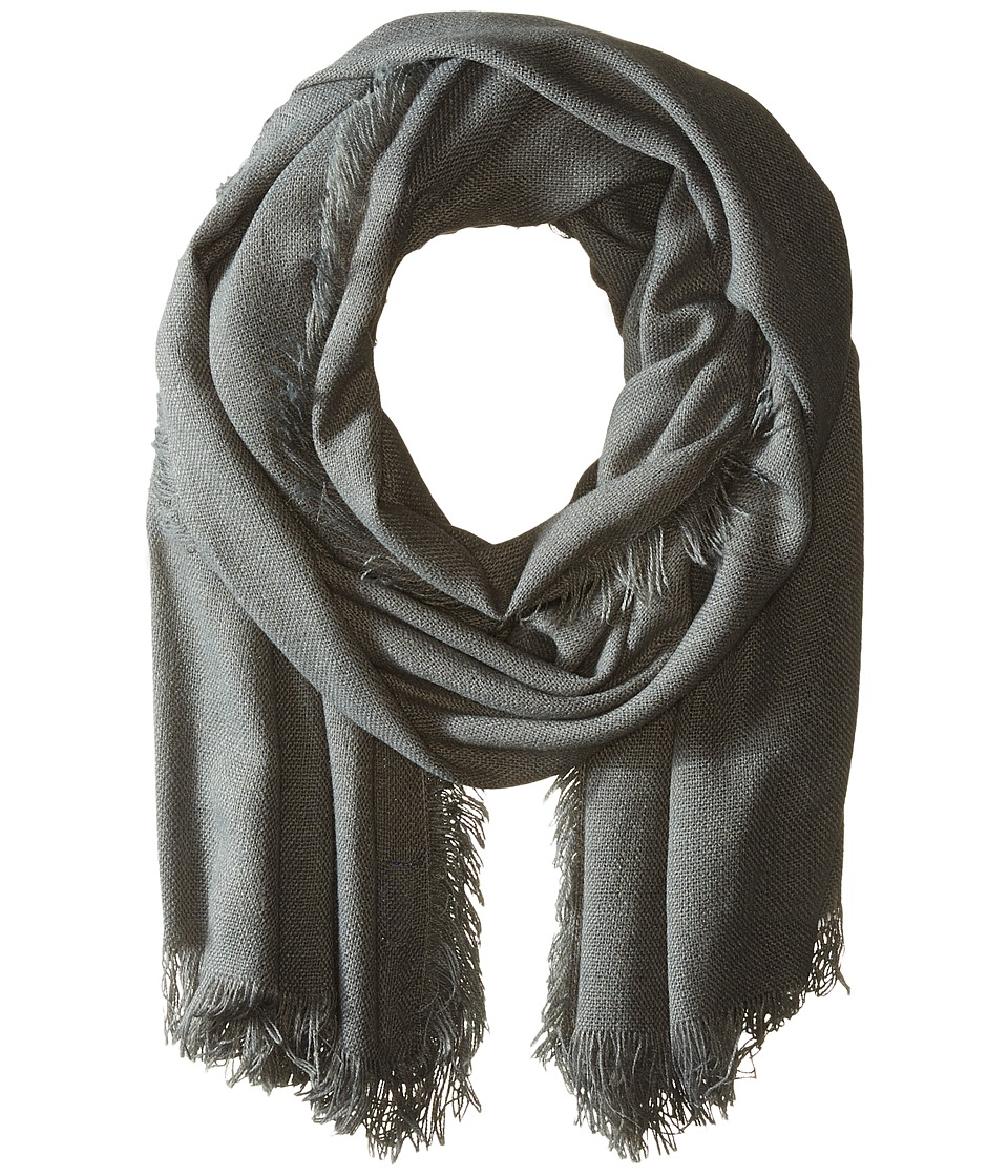 Hat Attack - Everyday Scarf (Charcoal) Scarves
