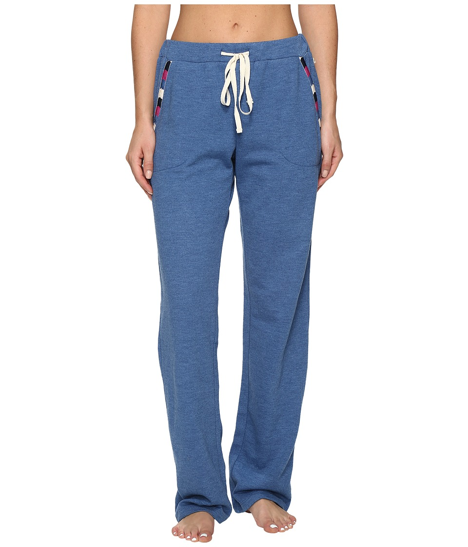Lucky Brand - Luxe Chillin Out Pants (Denim Blue) Women's Pajama