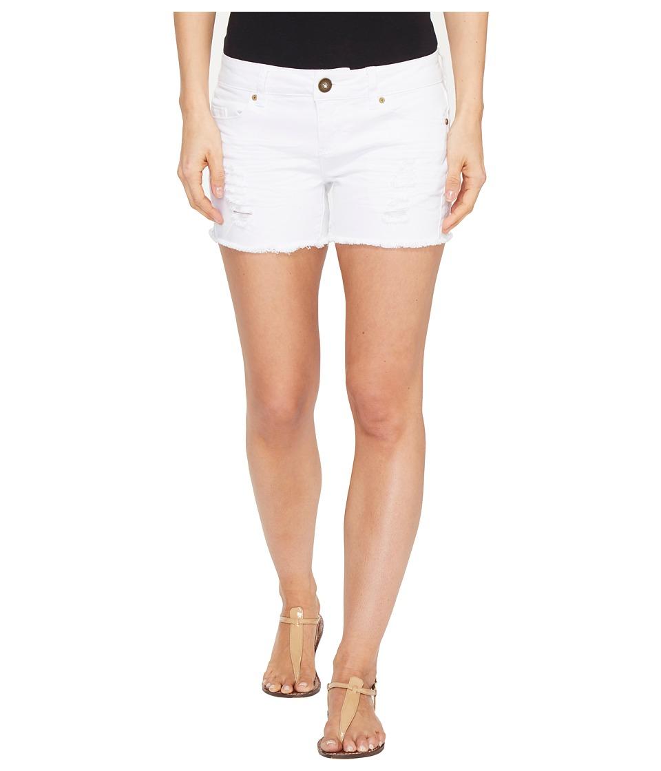 O'Neill - Scout White Shorts (White) Women's Shorts