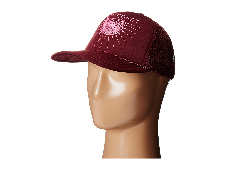 O'Neill - Coast Trucker Hat (Port) Baseball Caps